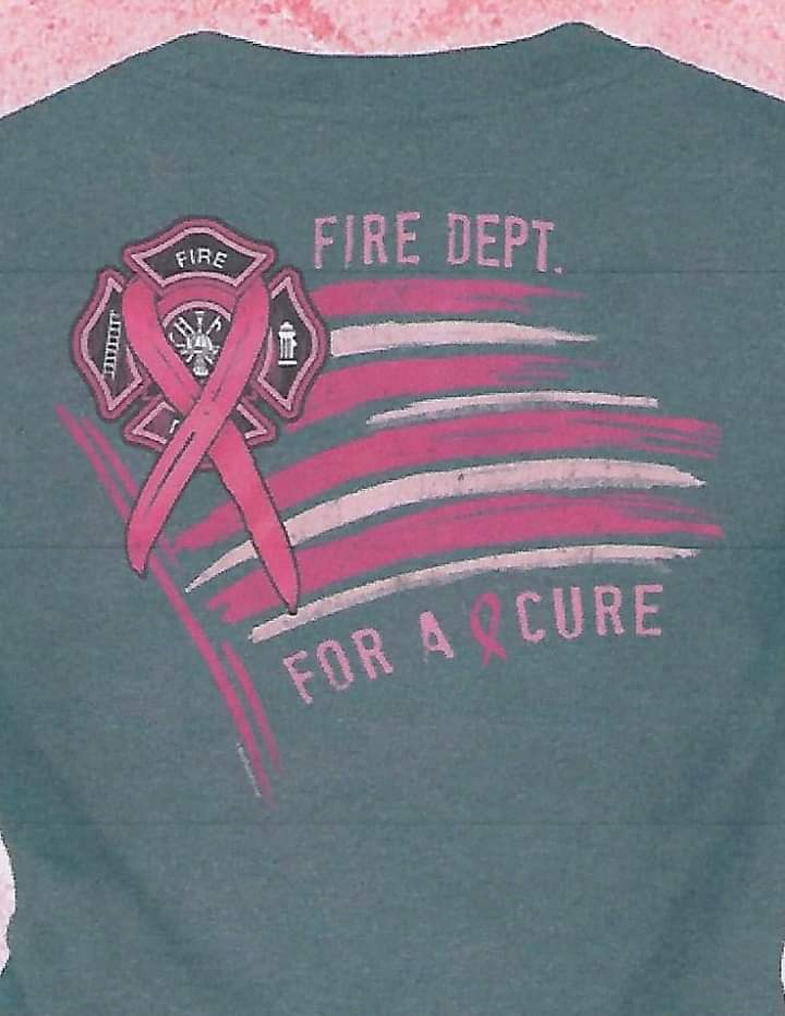 Breast Cancer Awareness T Shirts Star City Fire And Ems